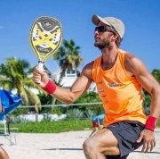 "Ivan Syrov ""Thanks to beach tennis in my 33 I feel like 18 again"""