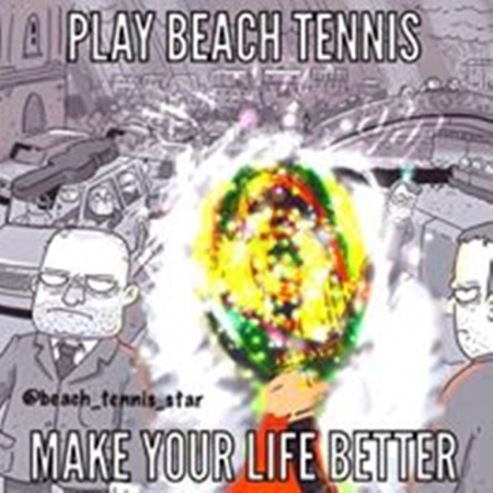 Memes of Beach Tennis Star 3