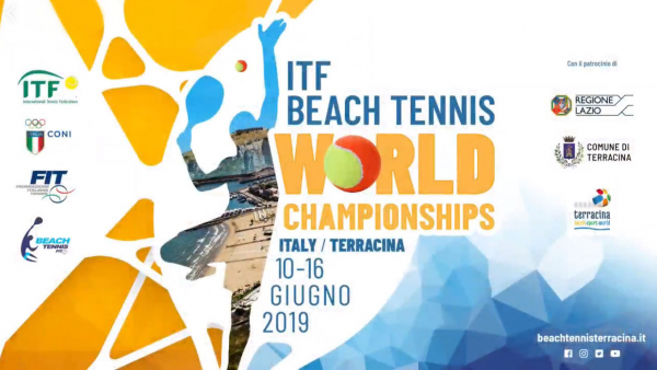 Terracina to host 2019 ITF Beach Tennis World Championships