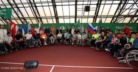 "Ivan Syrov: ""We are all tennis"""