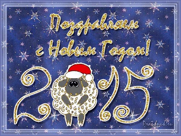 С Новым 2015 годом!!!