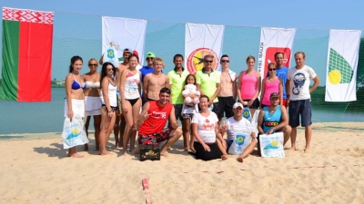 Victory in Belarus and Russians in Royan