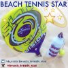Beach Tennis Star